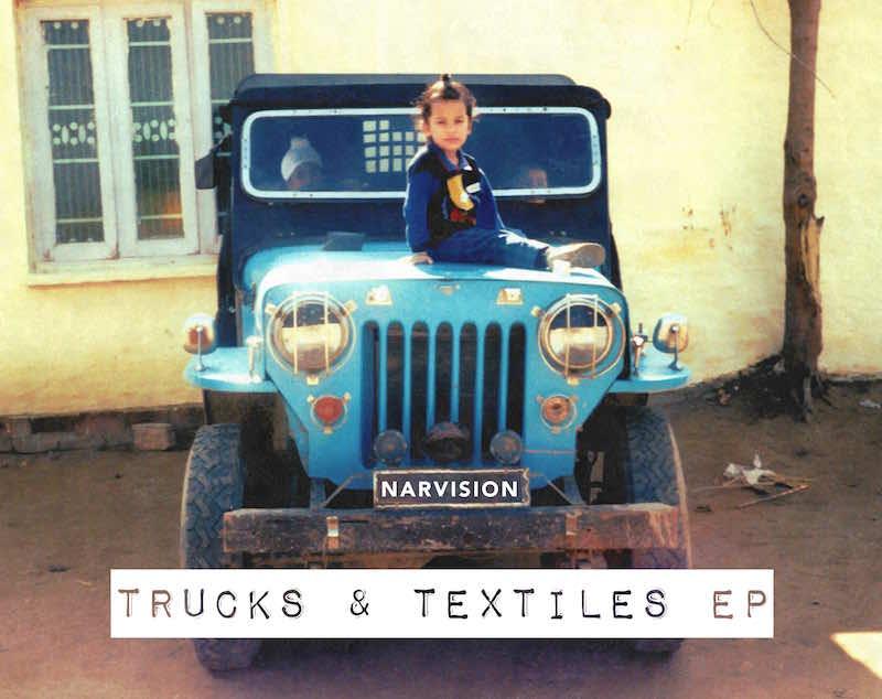Trucks & Textiles EP cover